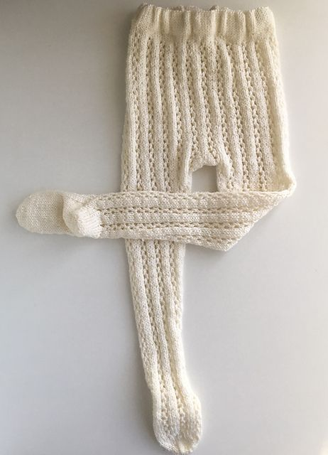 c6c46e339dc Ravelry: birgittehk's Strømpebukser med mønster til baby pige girl tights