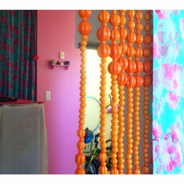 Entrance ビーズカーテンのインテリア実例 | RoomClip (ルームクリップ)