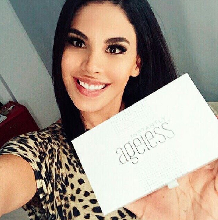 Instantly Ageless - removes the bags under your eyes. Buy here: earntoday.jeunesseglobal.com #jeunesse