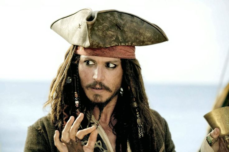 Jack Sparrow | Piratas do Caribe - Jack Sparrow ou Johnny Depp? | Salada de Cinema