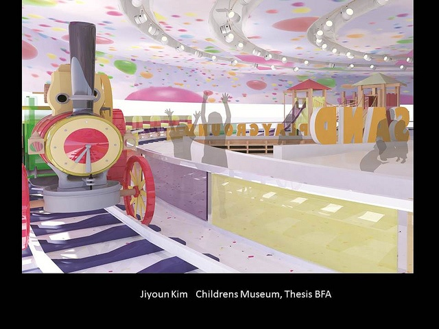 Kim, children's museum