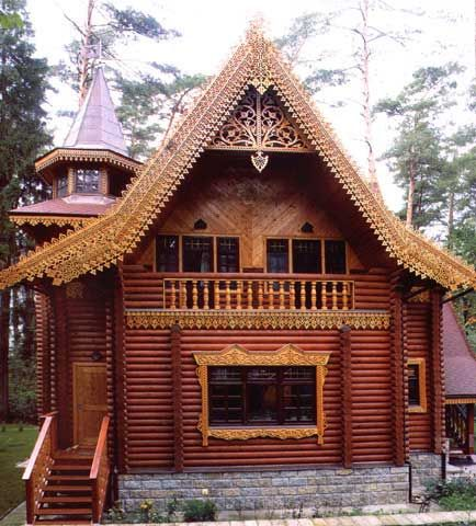 Russian house                                                                                                                                                                                 More