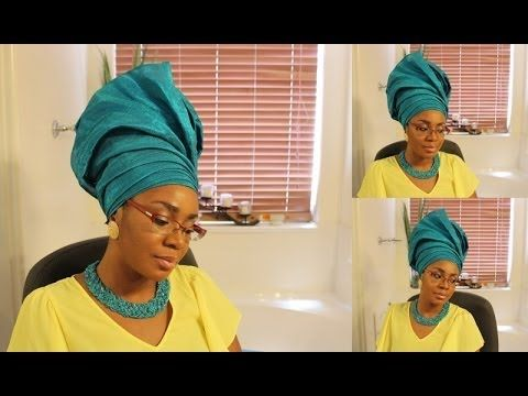 Find this Gele and many more like it @ CHICGELE.COM ******************************************************************************* Follow us for more random...