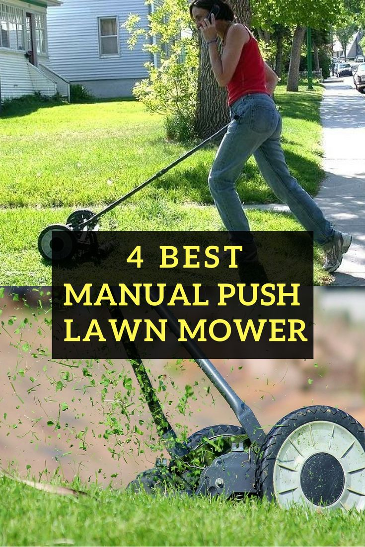 Best 25 manual lawn mower ideas on pinterest tennis play recommendation and review of the best manual push lawn mowers on the market get the fandeluxe Images