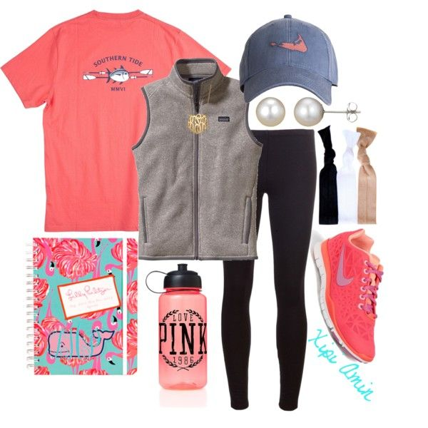 """Finals Week Outfit #2."" by xipiamin on Polyvore cheap Nike 'Free TR Fit 3 only $49, save up to 62% off"