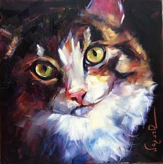 Peintures Olga Wagner