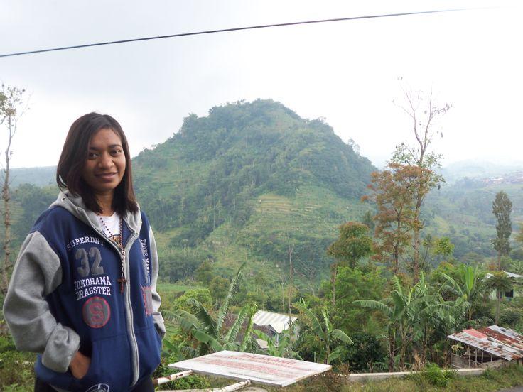 Daerah Temanggung, Jawa Tengah daerahNya sejuk :D