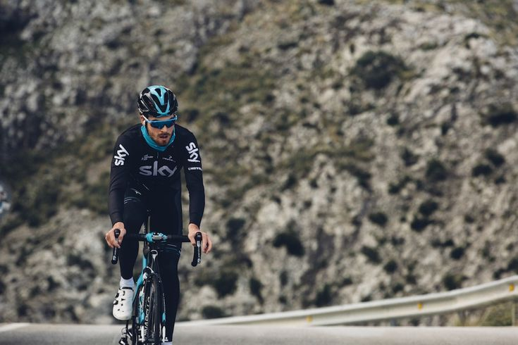 The up and coming British pair discuss breaking through with Team Sky and future ambitions