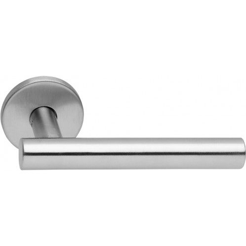 Futura 02 Trycke / Dörrhandtag - Rostfritt Stål - Beslag Design #allabeslag #dörrtrycke #dörrhandtag #rostfritt #inredning #beslagdesign