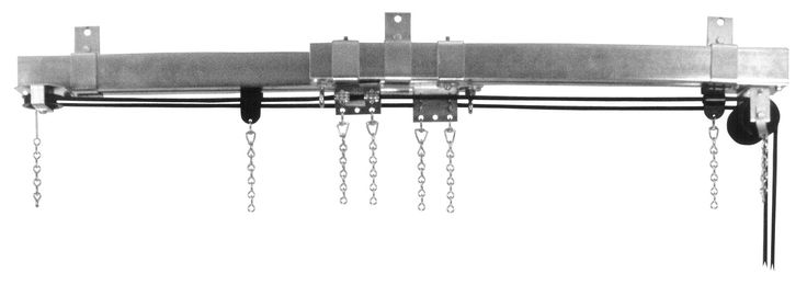 56 Best Pulley Rack For Painting Booth Images On Pinterest