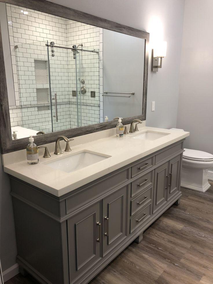Top 10 Double Bathroom Vanity Design Ideas In 2019 In 2020 Double Vanity Bathroom Bathroom Vanity Designs Vanity Design