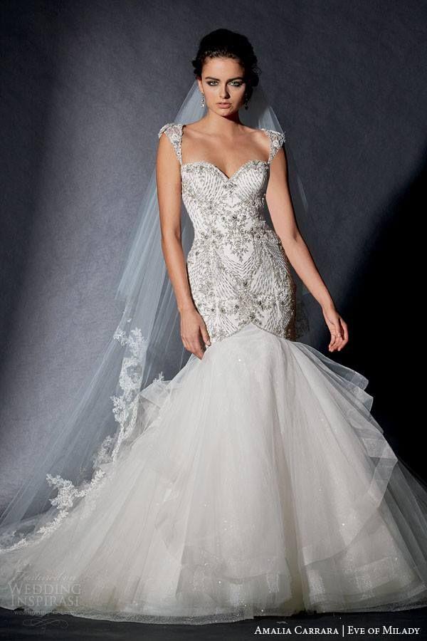 Eve of Milady & Amalia Carrara Wedding Dresses