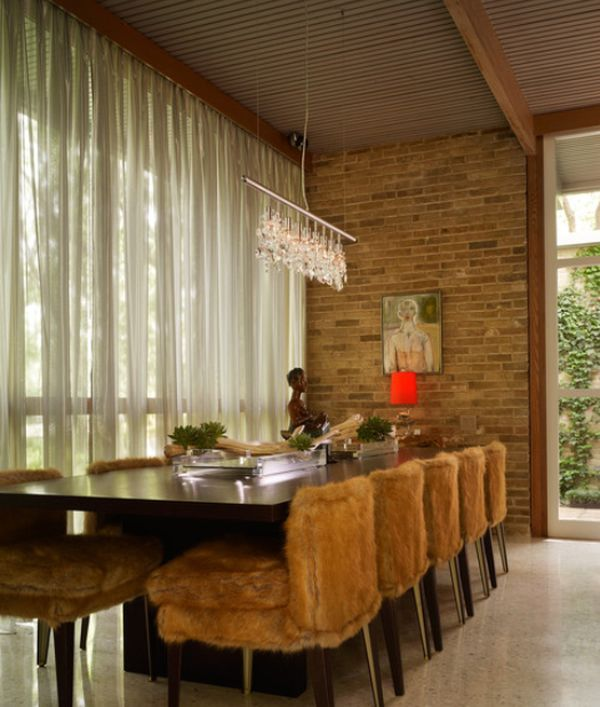 Long Dining Room Tables: 35 Best Creative Dining Room Images On Pinterest