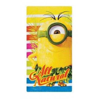 Beach Towel Minions