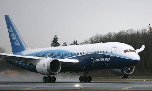 """Boeing : livraisons jugées """"solides"""" en 2016 - Boursier.com"""