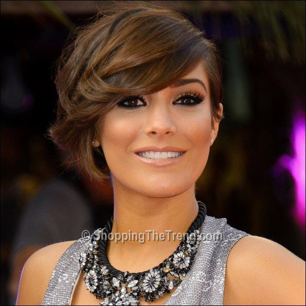 Frankie Sandford short hair - 'The Hangover Part III' UK Premiere