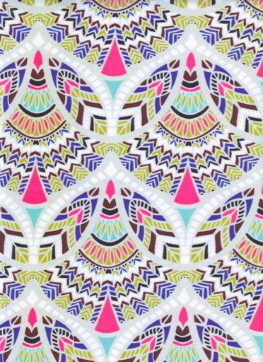 OndadeMar / Havana Glow Print #pattern #print #colorfuldesign