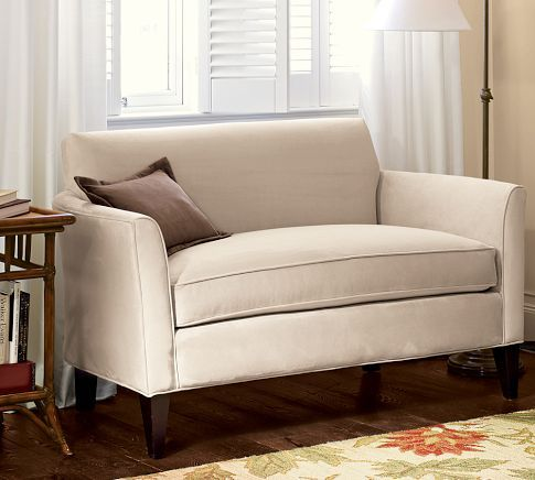 Marcel Upholstered Mini Sofa For The Home Pinterest Furniture And Love Seat