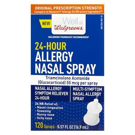 Allergy nose spray coupons