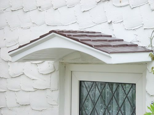 Greatest deals on awnings and a door canopy for you abode a well acrylics and the doors for How to build a roof overhang over an exterior door
