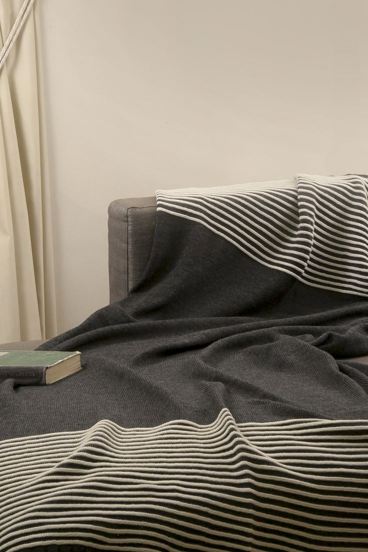 Merino wool blanket Stripe.  Made from 100 % Merino wool.  Soft luxury merino wool blanket. this blanket is lightweight, warm and pleasant to the skin. Very soft, pure, natural and beautiful.