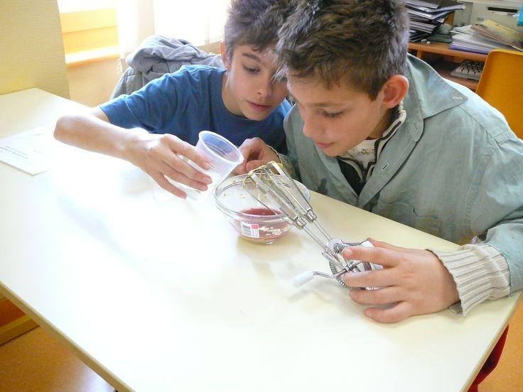 Croquons la science à Viriat ! Des ateliers cuisine et sciences pour les enfants le mercredi !