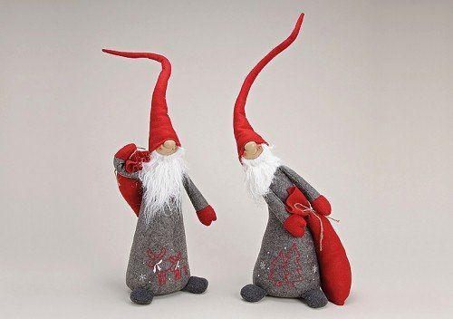 Weihnachtswichtel wichtel figuren zipflwichtel 75 cm - Weihnachtsdeko figuren ...