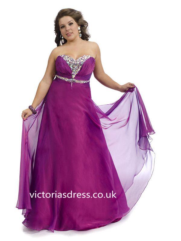 67 best Plus Size Prom Dresses images on Pinterest | Vestido de ...
