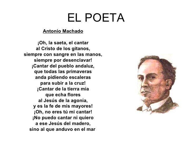 Pin En Antonio Machado
