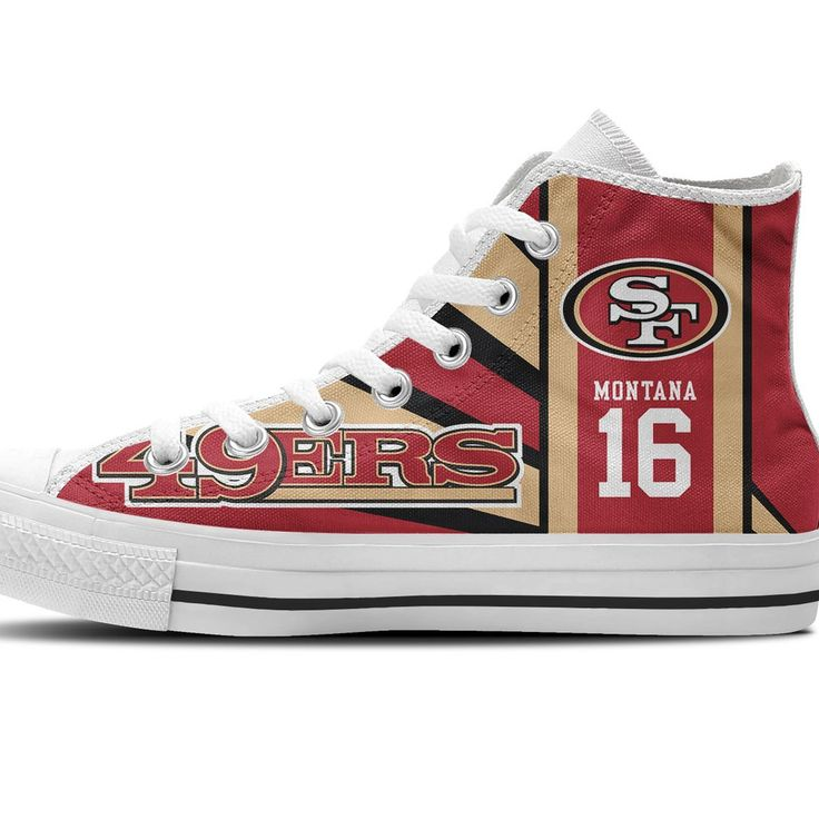 Joe Montana Ladies High Top