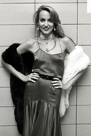 Jerry Hall To Be Chanel's Madame Robinson | style file | Style.com