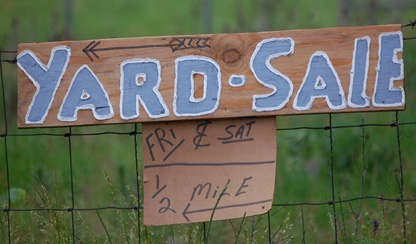 U.S. 127 Corridor Sale: The Biggest Yard Sale in America begins the 1st Thursday in August (Ohio to Alabama).