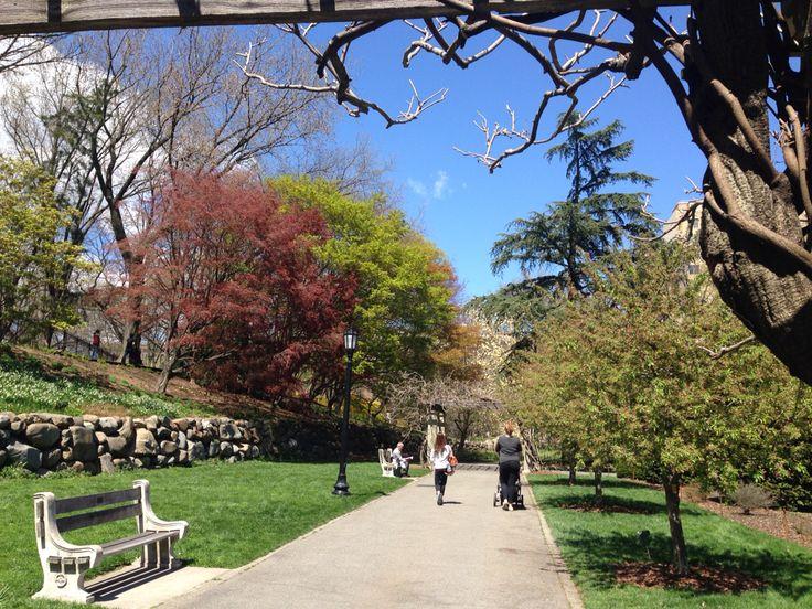 Parco botanico a Brooklyn