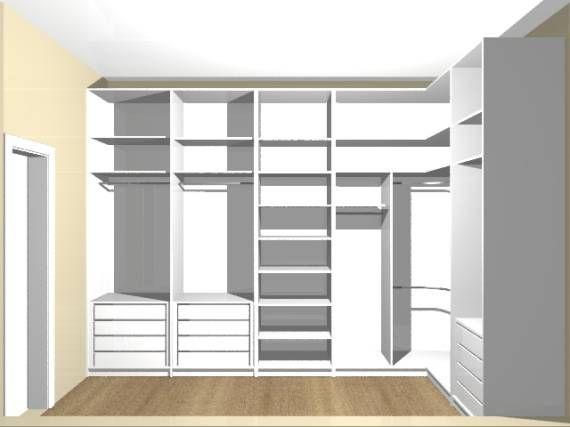 modelos de closet 22