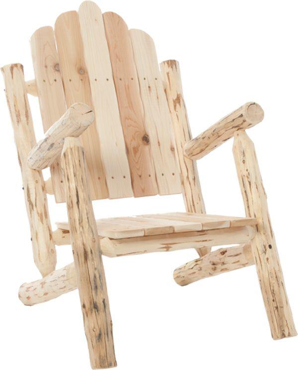 DIY Log Furniture Kits | Sillas, Muebles y Madera
