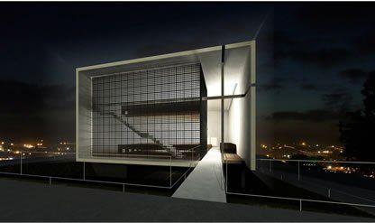 Capela Gru – 9 Prêmio Jovens Arquitetos – Arquitetura – Projeto   concursosdeprojeto.org