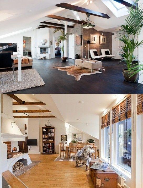 17 mejores ideas sobre vigas de madera de techo en - Vigas de madera huecas ...
