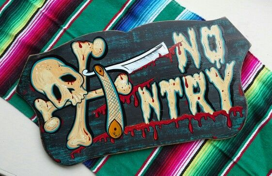 Tattoo kustom kulture sign by Gypsy Rich on fb...