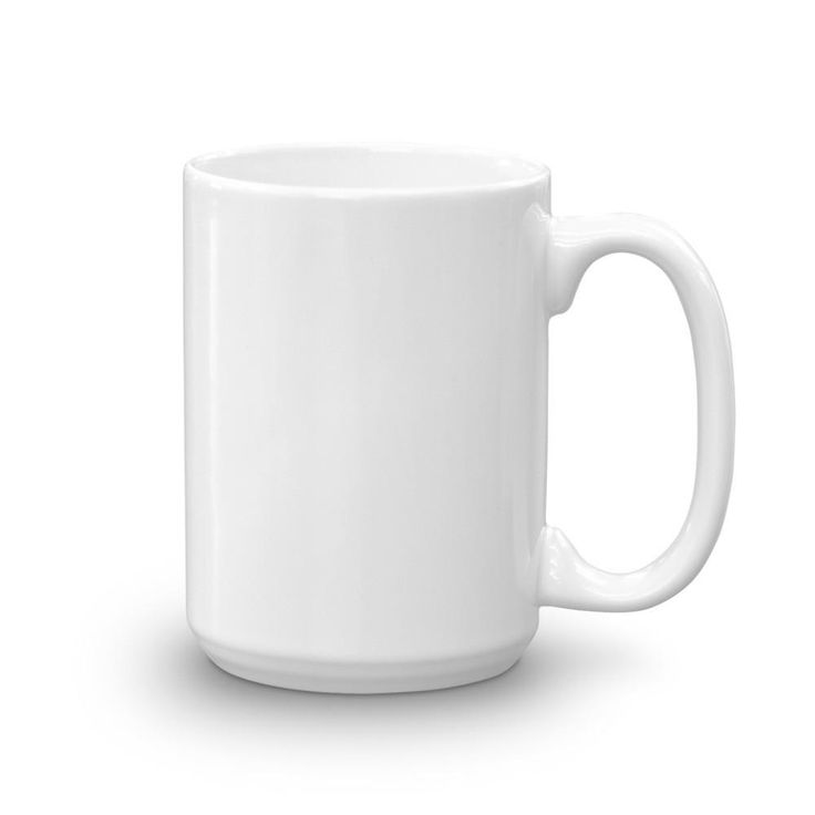 BattleRaddle Coffee Mugs AR-15 Black Print Mug