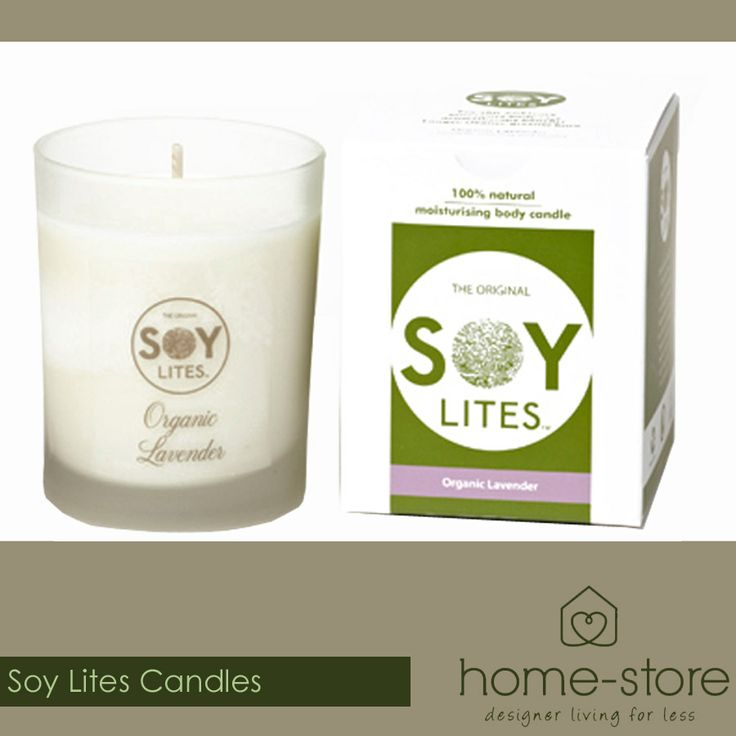 Home-Store stocks these gorgeous green-friendly and all-natural soy based candles. Come pick up yours for a lovely spoil-session at home! #soycandles #bliss