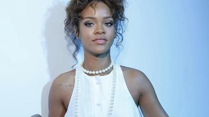 Rihanna's song gets cut from CBS's 'Thursday Night Football' broadcast in favor of commentary on the Ray Rice scandal. Twitter fans became outraged that a domestic violence victim, like RiRi who was beaten by Chris Brown, got punished by the NFL's decision to talk about the former Ravens running back's domestic violence news story.   Rihanna Song Pulled from NFL Broadcast after Ray Rice Scandal  http://www.histreasuresandpresence.com/2014/09/rihanna-song-pulled-from-nfl-broadcast.html