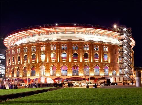 Plaza de Toros  de las Arenas (Barcelona) - RIBA award finalist
