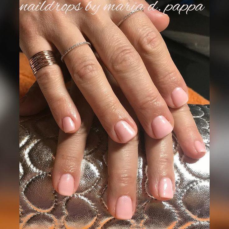 #manicure #pinknails
