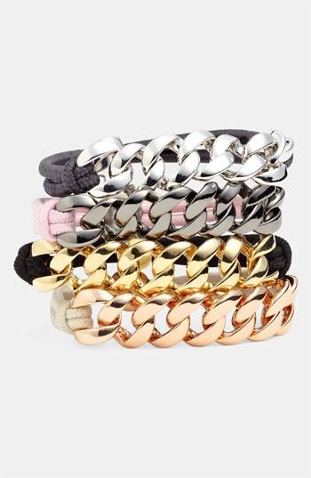 MARC BY MARC JACOBS 'Turnlock' Chain Bracelet