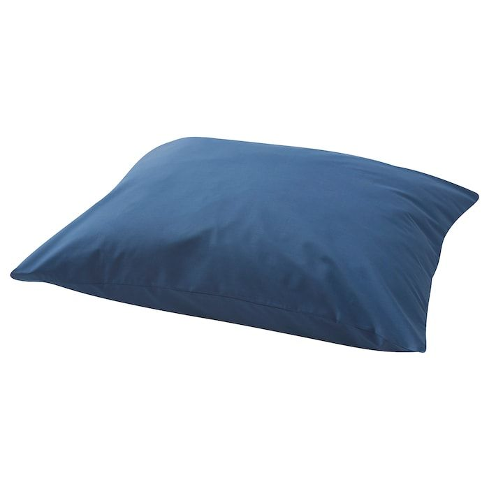 Ullvide Poszewka Granatowy 70x80 Cm Kupuj Dzisiaj Ikea Ikea Pillow Cases Bed Pillows