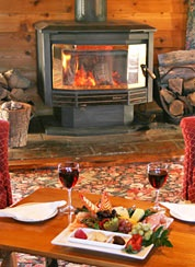 #Dining at Cradle Chalet Cradle Mountain, Tasmania  www.cradlechalet.com.au