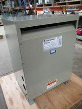 GE 45 kVA 480 Delta - 208Y/120 9T23Q3473G03 3PH Dry Type Transformer 45kVA 208 V. See more pictures details at http://ift.tt/20VLPu9