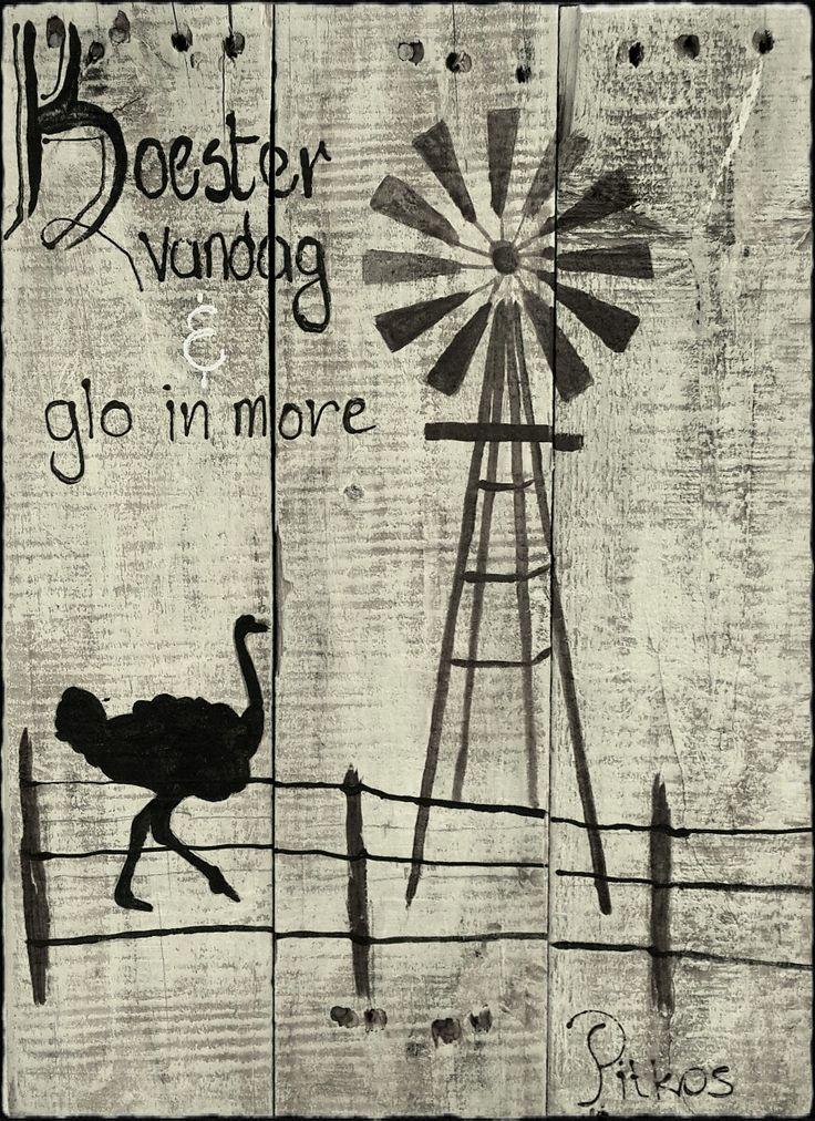 Karoo Windmill Quote Karoo Wense Pinterest Windmill