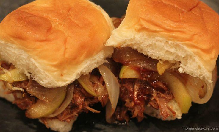 King's Hawaiian Pulled Pork Sliders