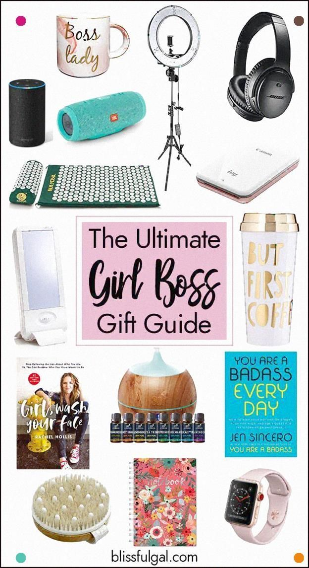 Newest Snap Shots Most Current Free Of Charge The Ultimate Girl Boss Gift Ideas That They Actually Tips Girl Boss Gift Gifts For Boss Motivational Gifts